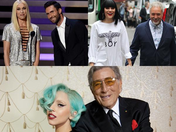 Inilah Para Pasangan Musisi yang akan Berkolaborasi di 'Grammy Awards 2015'