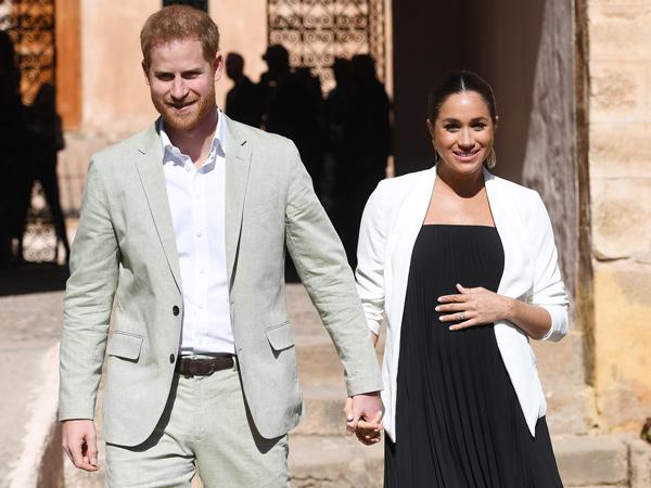 Putra Pertama Pangeran Harry dan Meghan Markle Tak Otomatis Bergelar Pangeran, Kenapa?