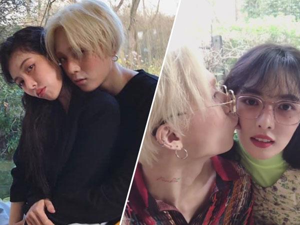 Terlalu Sering Pamer Kemesraan, Netizen Mulai Bosan dengan HyunA dan E'Dawn?