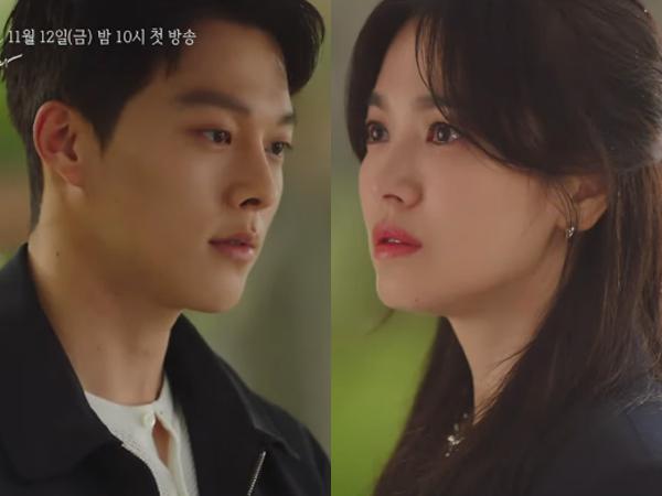 Momen Sederhana Namun Penuh Emosi Jang Ki Yong dan Song Hye Kyo di Teaser Drama Baru