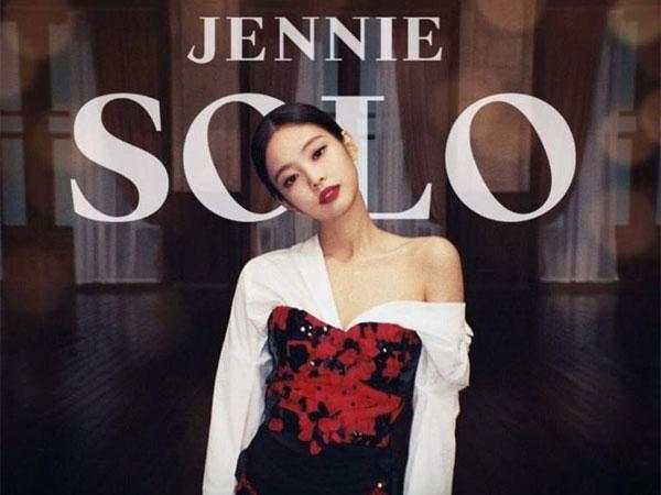 Jennie BLACKPINK Catat Rekor Baru Sebagai Solois K-Pop di Spotify