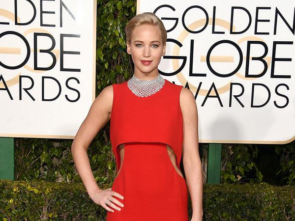 Tegur Wartawan dengan Cara Kasar di Golden Globes, Jennifer Lawrence Dikritik Netizen