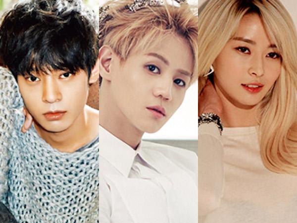 Jung Joon Young, Yoseob Beast, Hingga Nara Hello Venus Siap Menjelajah di 'Law of The Jungle'