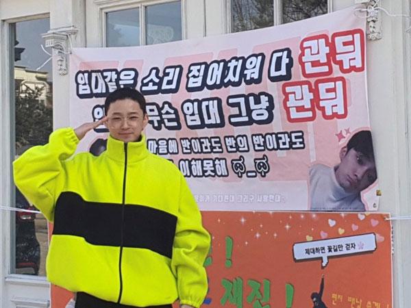 Susul Lee Hongki, Lee Jaejin Jadi Member FT Island Selanjutnya yang Resmi Masuk Militer