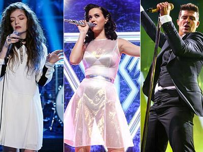 Katy Perry, Robin Thicke dan Lorde Dipastikan akan Tampil di Grammy Awards 2014