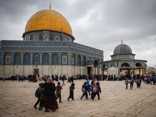 Sejarah Singkat Masjid Al Aqsa, Tempat Suci yang Jadi Titik Konflik Palestina dan Israel