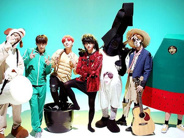 Monsta X Buktikan Popularitas di Dunia Lewat Variety Show Pribadi 'Monsta X-Ray 3'