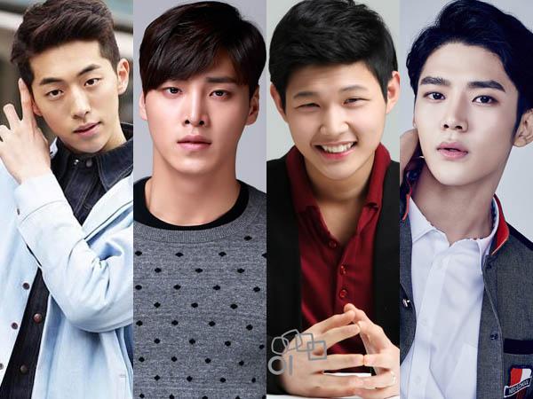 Dari Model Hingga Member Boy Group, 7 Aktor Rookie Ini Siap Masuk Sebagai Idola Barumu!
