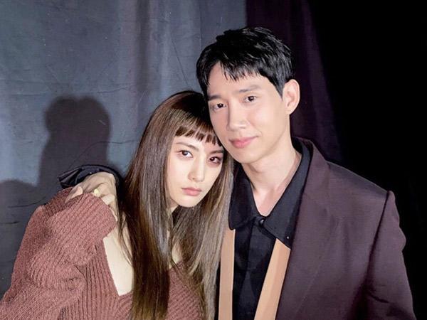 Park Sung Hoon dan Nana Rilis Lagu Duet OST Drama Into The Ring