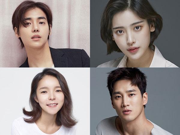 Rapper ONE Hingga Park Jin Joo Dikonfirmasi Gabung Drama Baru Kim Jae Wook-Park Min Young