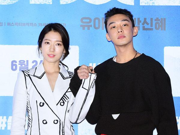 Beda Selera, Yoo Ah In dan Park Shin Hye Sebut Film Zombie untuk Referensi Akting