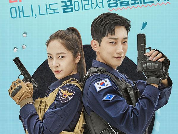 Rating Episode Terbaru Drama Police University Turun Drastis