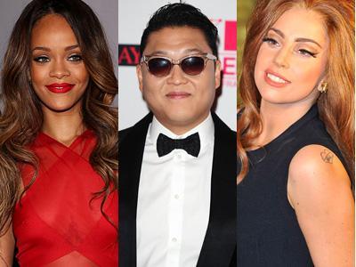 Setelah Bieber, Psy Kini Akan Satu Agensi dengan Rihanna dan Lady GaGa!