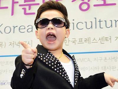 Gara-gara Debut Jadi Penyanyi, Psy Cilik Jadi Korban Bully-ing?