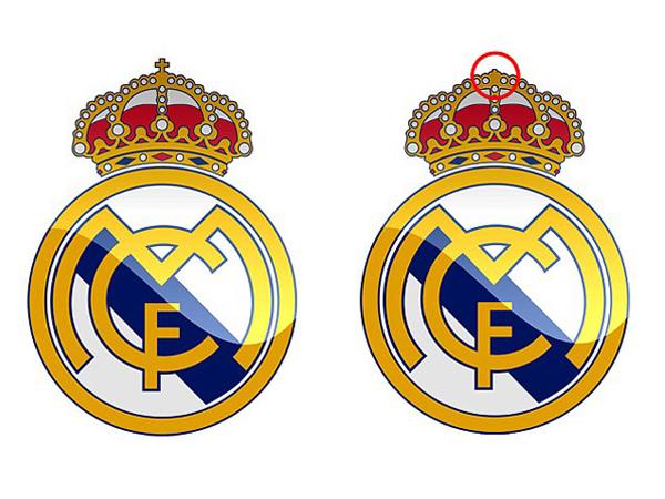 Wah, Real Madrid Hilangkan Lambang Salib di Logo Klubnya!