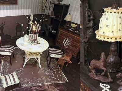 Wow, Furniture Ini Terbuat dari Coklat