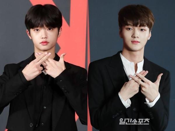 Son Dongpyo dan Cha Junho eks X1 Juga Tulis Surat untuk Fans