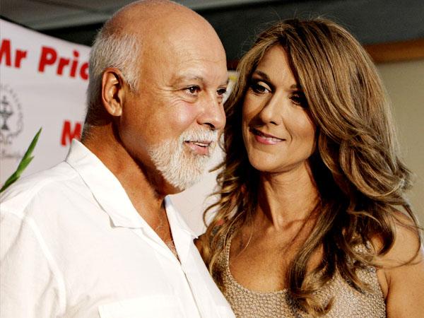 Suami Celine Dion Wafat Di Hari yang Sama dengan Alan Rickman