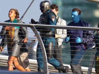London, Jadi Lokasi Syuting Pertama Guardian of The Galaxy