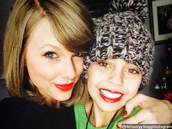 So Sweet, Taylor Swift Beri Kejutan Natal untuk Fans Pengidap Kanker