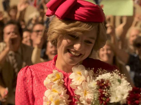 Rilis Trailer, The Crown Tampilkan Pernikahan Putri Diana dan Pangeran Charles