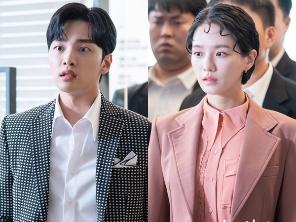 Kim Min Jae dan Park Gyu Young Alami Situasi Sulit di 'Dali and Cocky Prince'