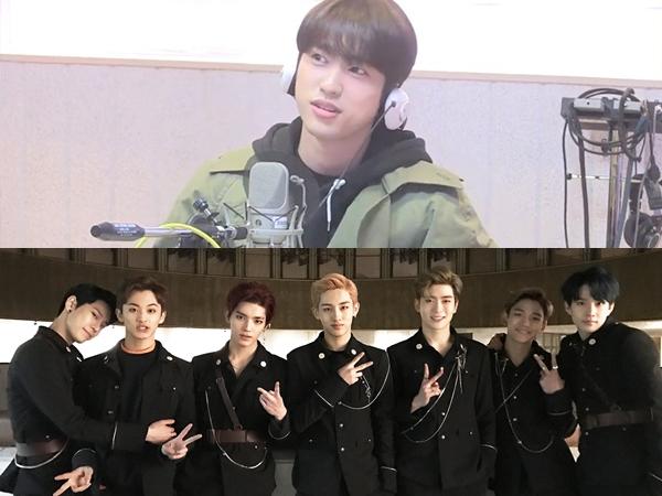 Jinyoung GOT7 Akui Suka Dengan Salah Satu Lagu NCT