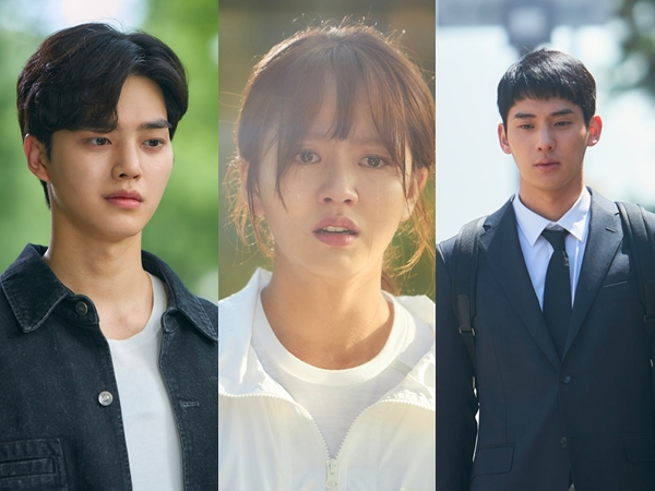 Cinta Segitiga Kim So Hyun, Song Kang dan Jung Ga Ram Makin Rumit di Love Alarm 2