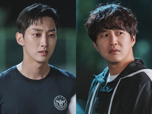 Jinyoung B1A4 dan Cha Tae Hyun Miliki Hubungan Menegangkan di Drama 'Police University'
