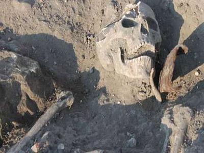 Hiii, Ditemukan Kerangka Vampir di Bulgaria!