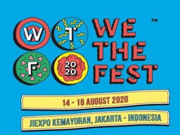 We The Fest 2020 Dibatalkan, Digelar Tahun Depan