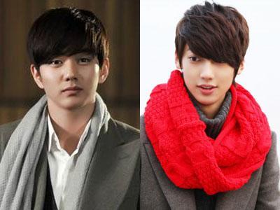 Gemasnya Yoo Seung Ho dan Kwangmin Boyfriend Kecil