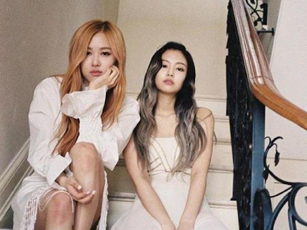 Jennie dan Rose BLACKPINK Terbang ke Los Angeles untuk Proyek Musik