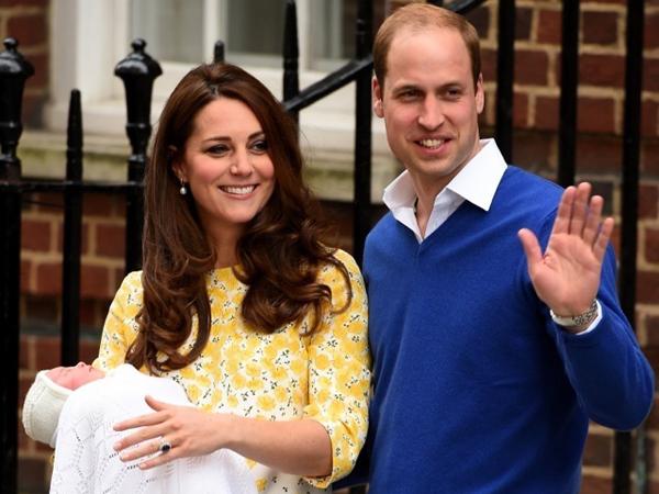 Duh, Anak Kedua Kate Middleton Alami Bencana Fashion