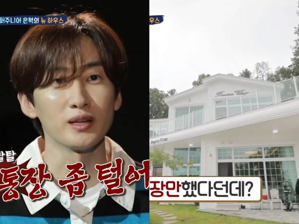 Eunhyuk Ungkap Alasan Menyedihkan Beli Rumah Mewah untuk Keluarga