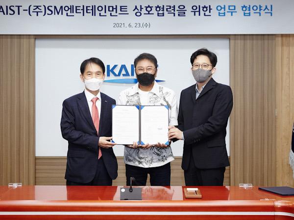 SM Entertainment Gandeng KAIST untuk Kembangkan Metaverse Berbasis AI