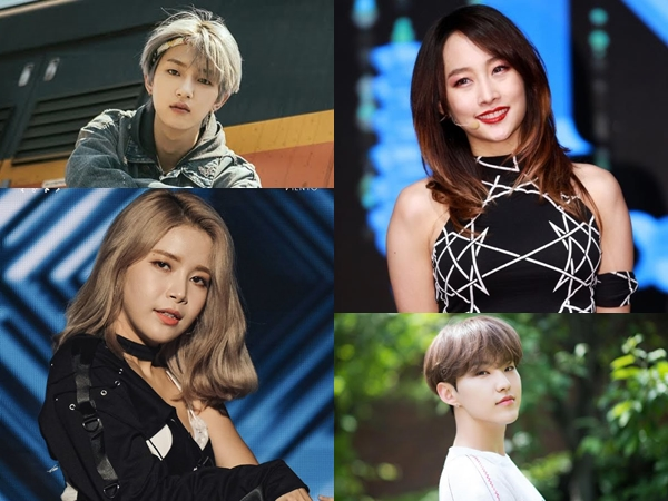 Deretan Nama Lahir Idola K-Pop Ini Banjir Pujian Netizen