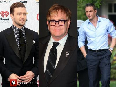 Tom Hardy Gantikan Justin Timberlake Jadi Peran Utama di Film Biografi Elton John?