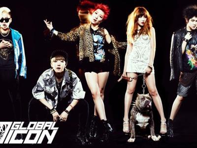 Global Icon, Girlband Rookie Berkonsep Tomboy Pertama di Korea Selatan