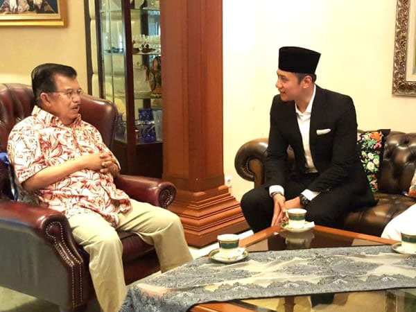 Marak Diusung, Pasangan JK-AHY Diprediksi Kalah Seperti JK-Wiranto di Pilpres 2009?