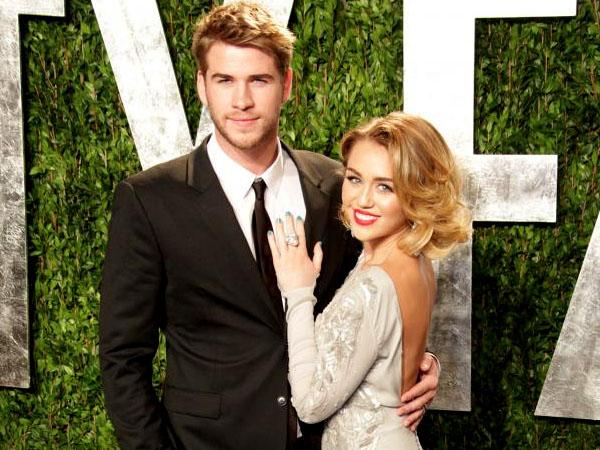 Makin Serius, Miley Cyrus dan Liam Hemsworth Telah Rencanakan Pernikahan?