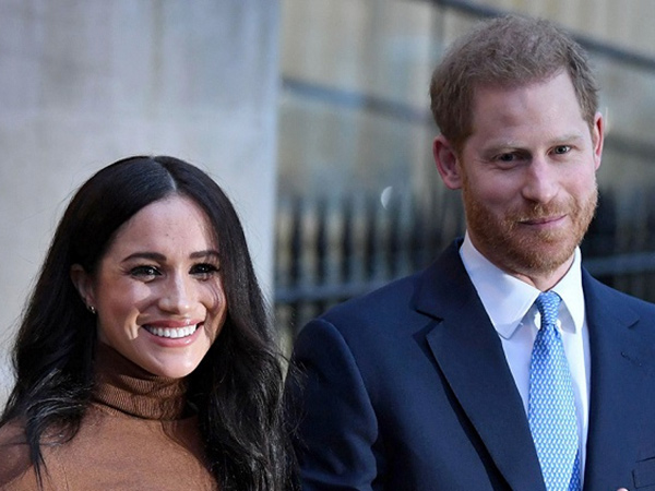 Pangeran Harry dan Meghan Markle Pecat Semua Karyawan