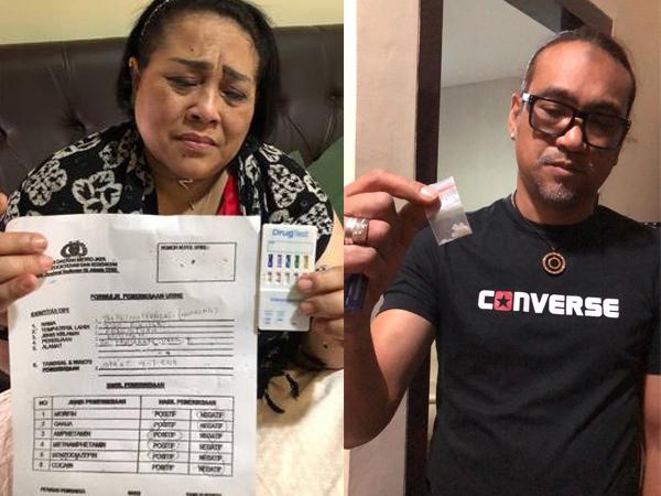 Fakta-Fakta Penangkapan Nunung dan Suami karena Kasus Narkoba