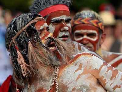 Bahasa Asli Australia Akhirnya Ditemukan Kembali