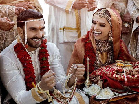 Intip Pernikahan Impian Deepika Padukone yang Digelar Mewah Berdekorasi Bak Istana