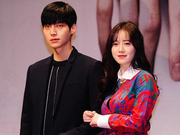 Beradegan Ciuman di 'Blood', Ahn Jae Hyun dan Goo Hye Sun Habiskan Waktu 3 Jam!