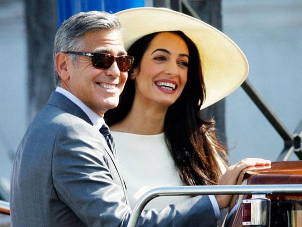 Wah, Istri George Clooney Jadi Dosen di Columbia Law School!