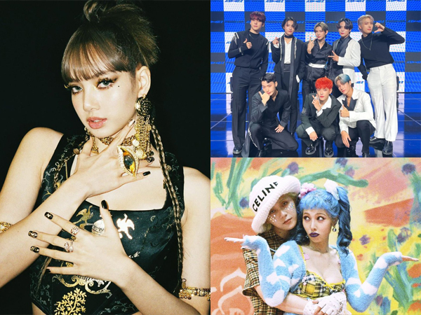 5 Lagu K-Pop Debut di Chart Billboard World Digital Song Sales, Lisa BLACKPINK No. 1