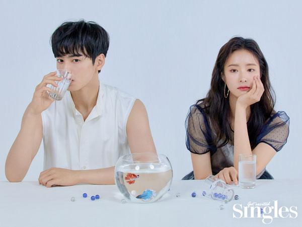 Cha Eun Woo dan Shin Se Kyung Ungkap Hal Menarik di Balik Drama 'Rookie Historian Goo Hae Ryung'