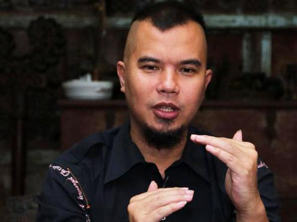 Batal Jadi Calon Gubernur, Ahmad Dhani Dilirik Jadi Calon Wakil Bupati Bekasi?